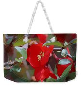 Brighter Than Spring Weekender Tote Bag
