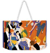 Brightest London Vintage Poster Restored Weekender Tote Bag