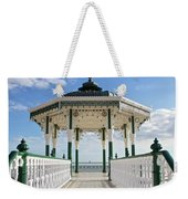 Brighton Seafront Gazebo Weekender Tote Bag
