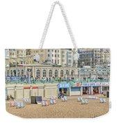 Brighton Seaside  Weekender Tote Bag