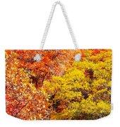 Brillant Fall Weekender Tote Bag