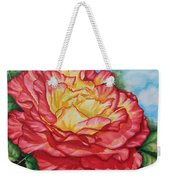 Brilliant Bloom Weekender Tote Bag