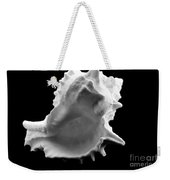 Brilliant Drupe In Black And White Weekender Tote Bag