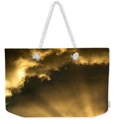 Brilliant Sky Weekender Tote Bag
