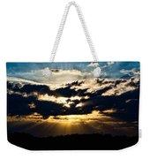 Brilliant Sunset Weekender Tote Bag