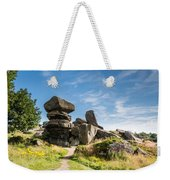 Brimham Rocks Weekender Tote Bag