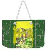 Brimstone Window Weekender Tote Bag