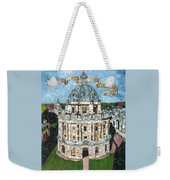 Bring Light Unto Mine Eyes Weekender Tote Bag