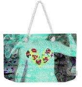 Bring Love To The Universe Weekender Tote Bag