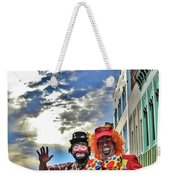 Bring Out The Clowns Weekender Tote Bag