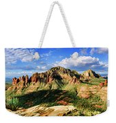 Brins Ridge 04-099pan Weekender Tote Bag