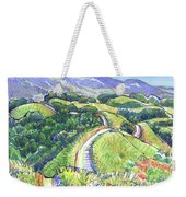 Briones Crest In May, Lafayette, Ca Weekender Tote Bag