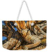 Bristle Cone Pine Tree White Mtns Ca Color Img 6799 Weekender Tote Bag