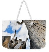 Bristlecone Great Basin Portrait Weekender Tote Bag
