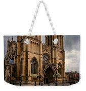 Bristol Cathedral Weekender Tote Bag