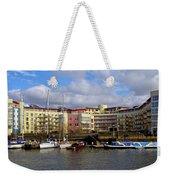 Bristol Harbour Appartments Weekender Tote Bag