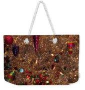 Brite Christmas Weekender Tote Bag