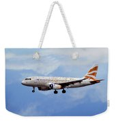 British Airways Airbus A319-131 Weekender Tote Bag