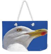 British Herring Gull Weekender Tote Bag