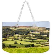 British Landscape Weekender Tote Bag