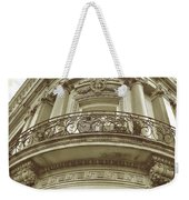 British Relief Weekender Tote Bag