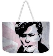 British Rock Weekender Tote Bag