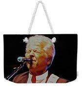British Rock Star Weekender Tote Bag