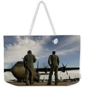 British Royal Air Force C-130j Weekender Tote Bag