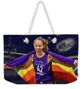 Brittney Griner Lgbt Pride 3 Weekender Tote Bag