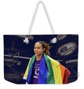 Brittney Griner Lgbt Pride 4 Weekender Tote Bag