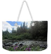 Somewhere Over The Mountains 2 Weekender Tote Bag