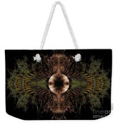 Broach Of Dried Leaves / Warm  Weekender Tote Bag