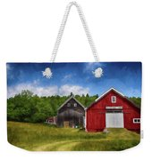 Broad Acres Is The Place To Be Weekender Tote Bag