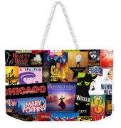 Broadway 14 Weekender Tote Bag