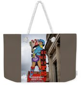 Broadway Boots - Nashville Tn Weekender Tote Bag