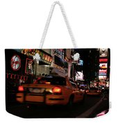 Broadway Lights Weekender Tote Bag