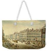 Broadway, New York Weekender Tote Bag