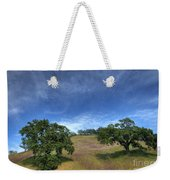Broccoli Trees Weekender Tote Bag