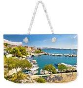 Brodarica Village On Adriatic Sea Weekender Tote Bag