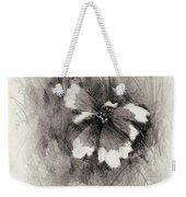 Broken Blossom Weekender Tote Bag