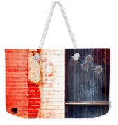 Broken Glass Like Flowers Weekender Tote Bag