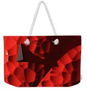 Broken Heart  Weekender Tote Bag