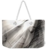 Broken Mirror Weekender Tote Bag