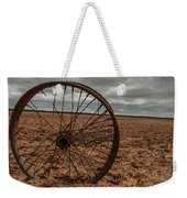 Broken Spokes Weekender Tote Bag