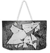 Broken Tile Weekender Tote Bag