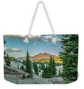 Broken Top, Oregon Weekender Tote Bag