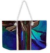 Broken Twist Weekender Tote Bag