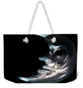 Brokenhearted Moon Weekender Tote Bag