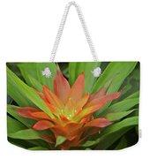 Bromeliad Weekender Tote Bag