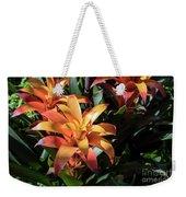 Bromeliads Weekender Tote Bag